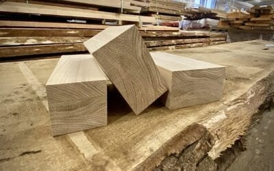 LAMINATED SCANTLINGS IN MAHOGNY AND OAK